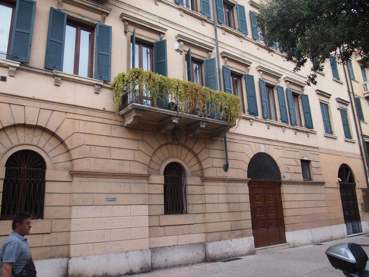 Ufficio vetrinato in affitto a Verona Corso Porta Nuova - 0