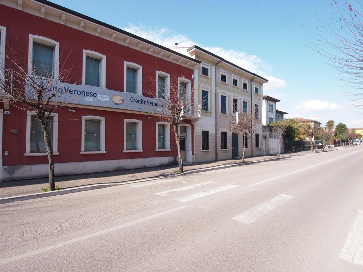 San Bonifacio, centro paese, intera palazzina direzionale in affitto - 22