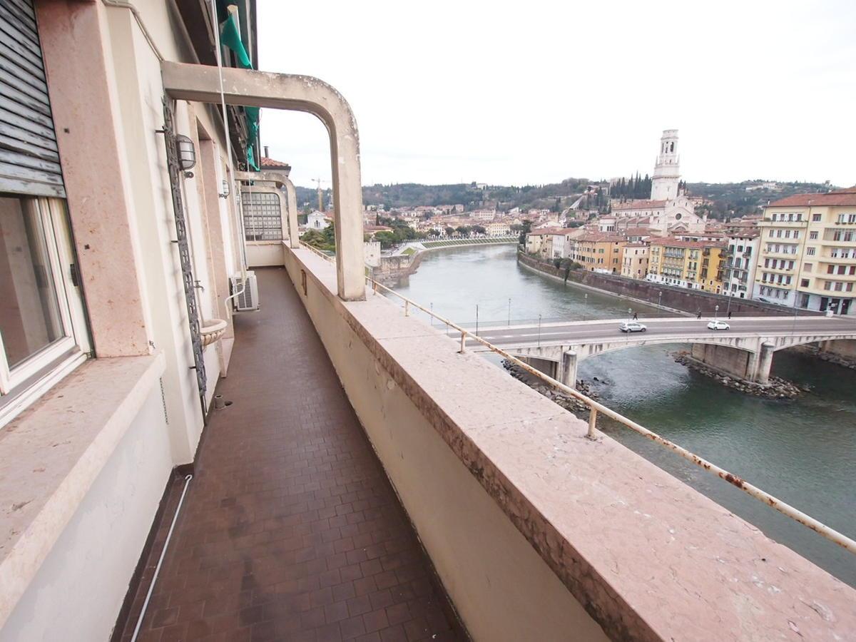 Verona, ampio appartamento in affitto in centro - 5