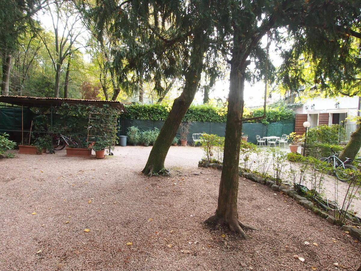 Piano nobile in villa storica - 21