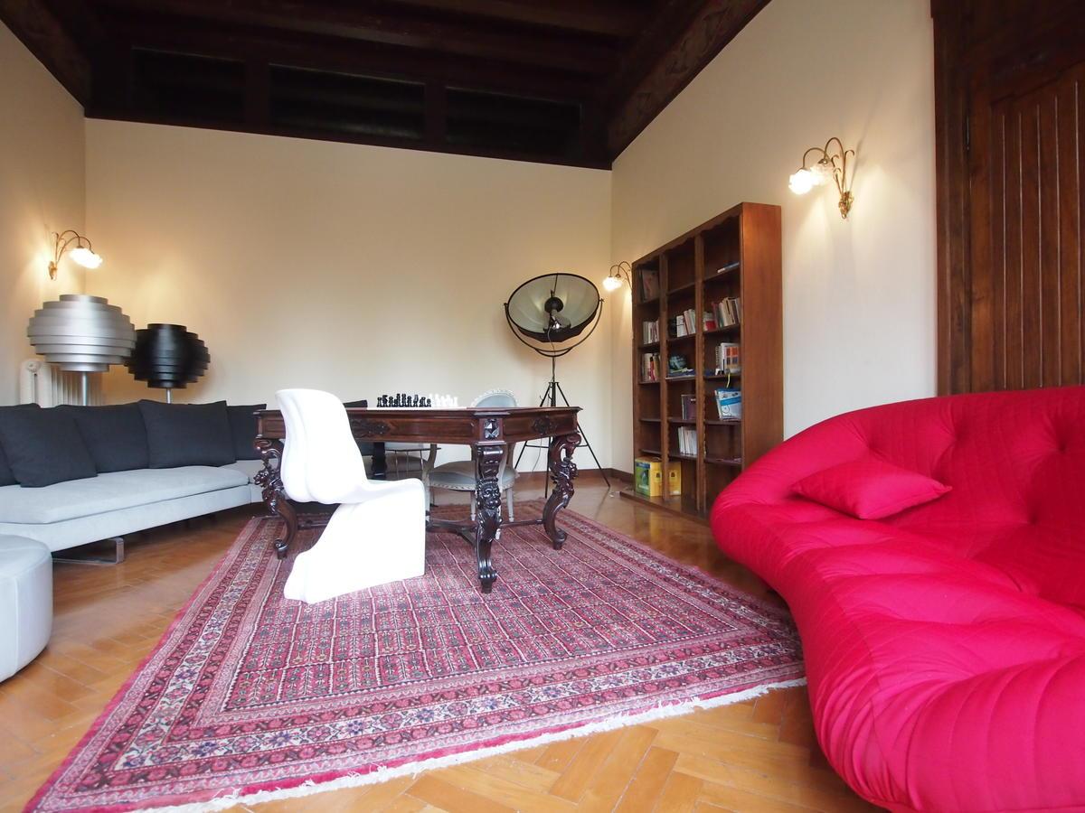 Piano nobile in villa storica - 7
