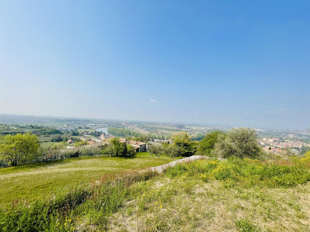 Villa con proprietà estesa per 10 ettari nella posizione più bella di Verona - 2
