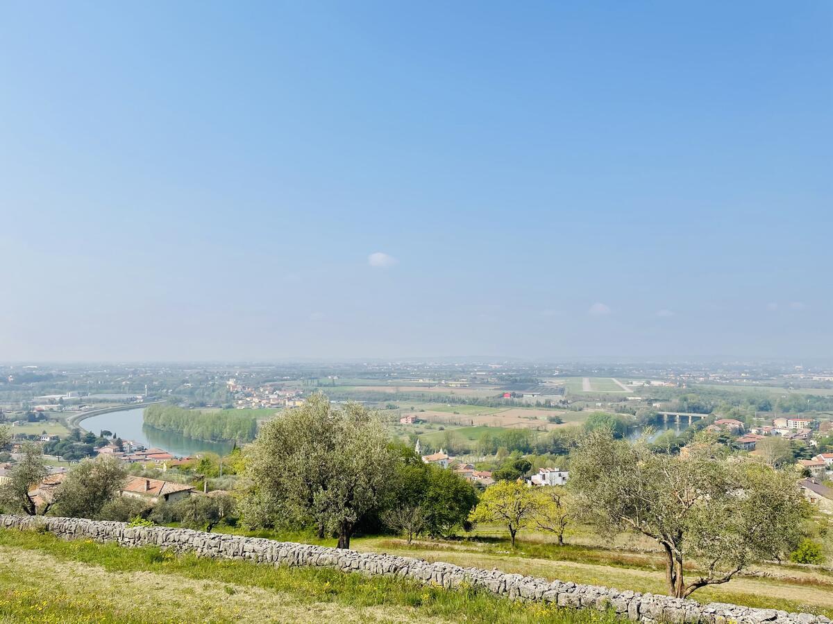 Villa con proprietà estesa per 10 ettari nella posizione più bella di Verona - 6