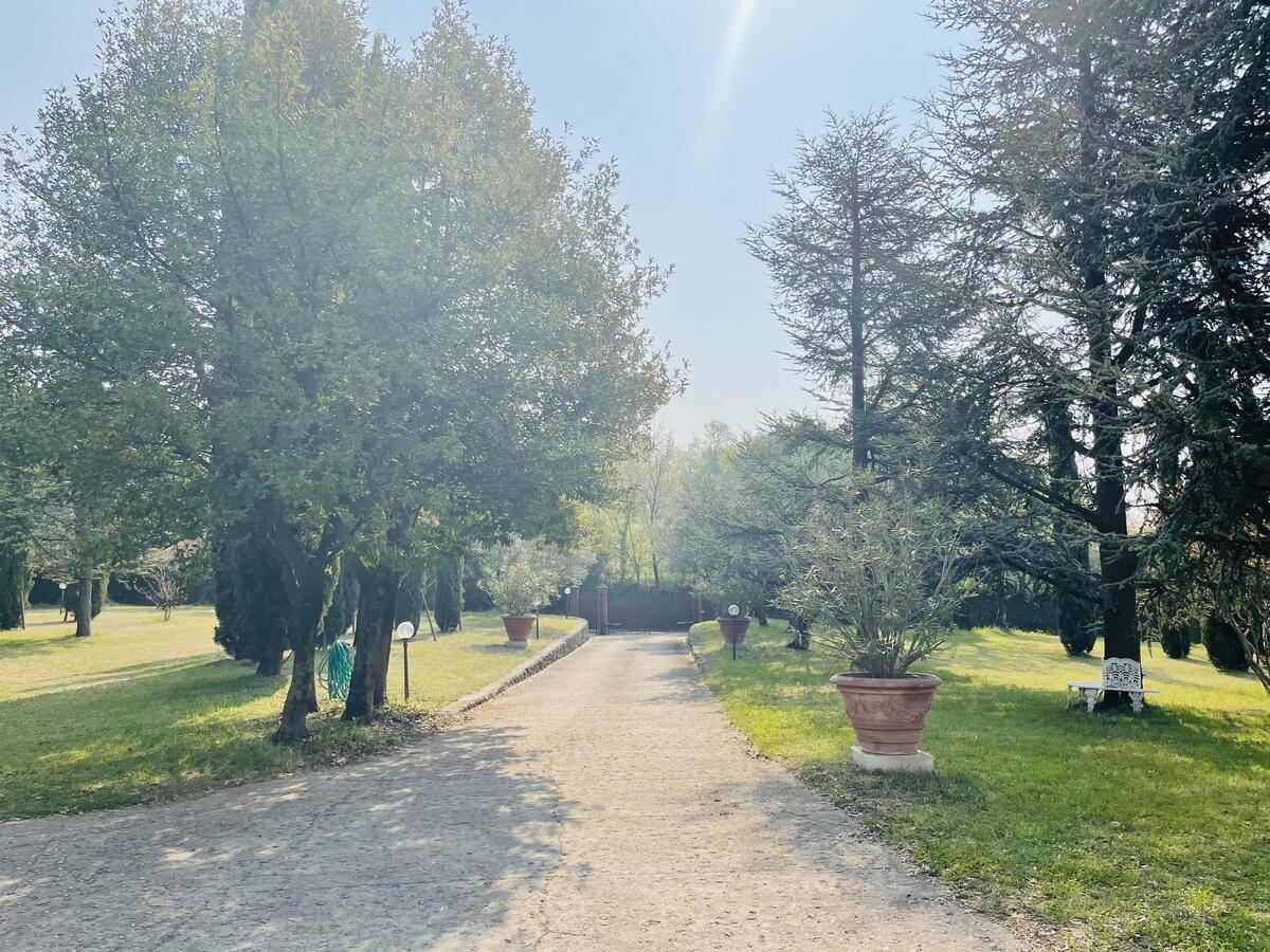 Villa con proprietà estesa per 10 ettari nella posizione più bella di Verona - 17