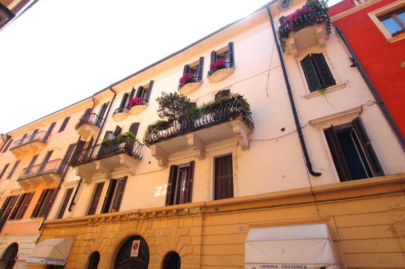Appartamento all'ultimo piano in vendita, centro storico Verona