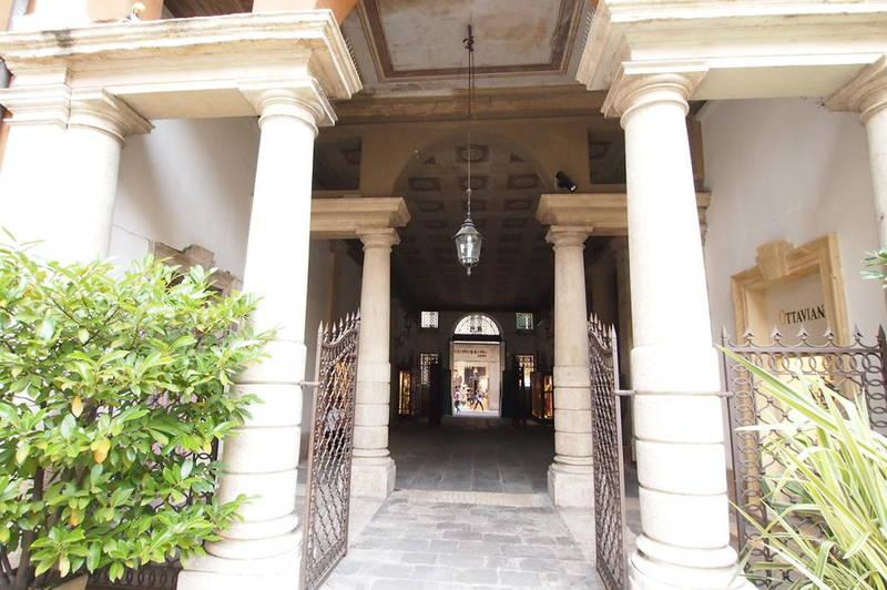 Particolare loft in centro storico