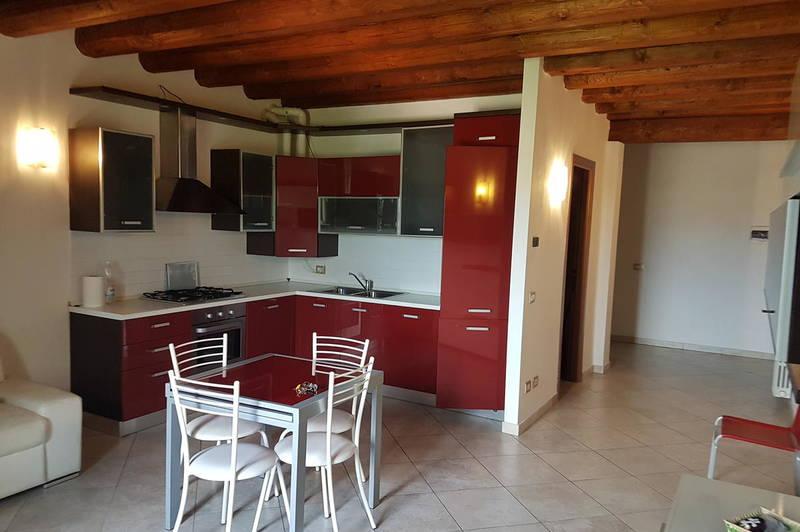 Appartamento in vendita a Belfiore, in corte antica ristrutturata