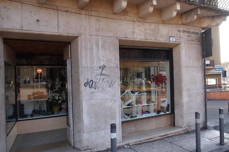 Verona, negozio in affitto